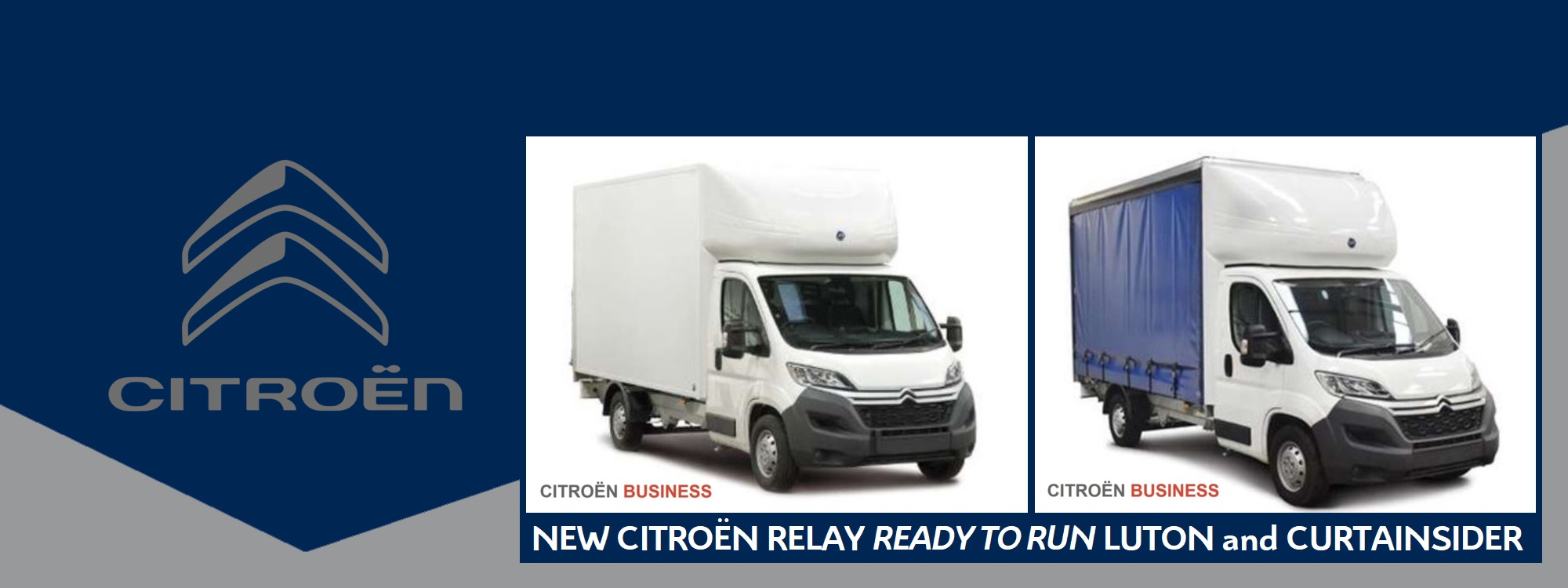 Citroen – Ready to Run