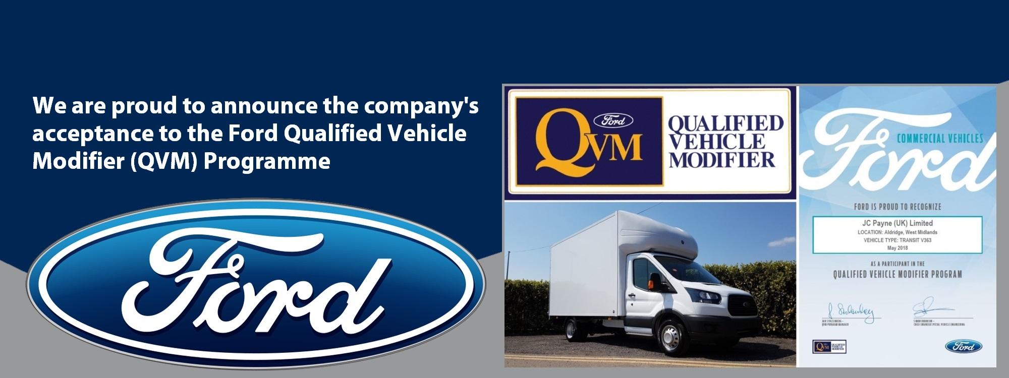 Ford – QVM