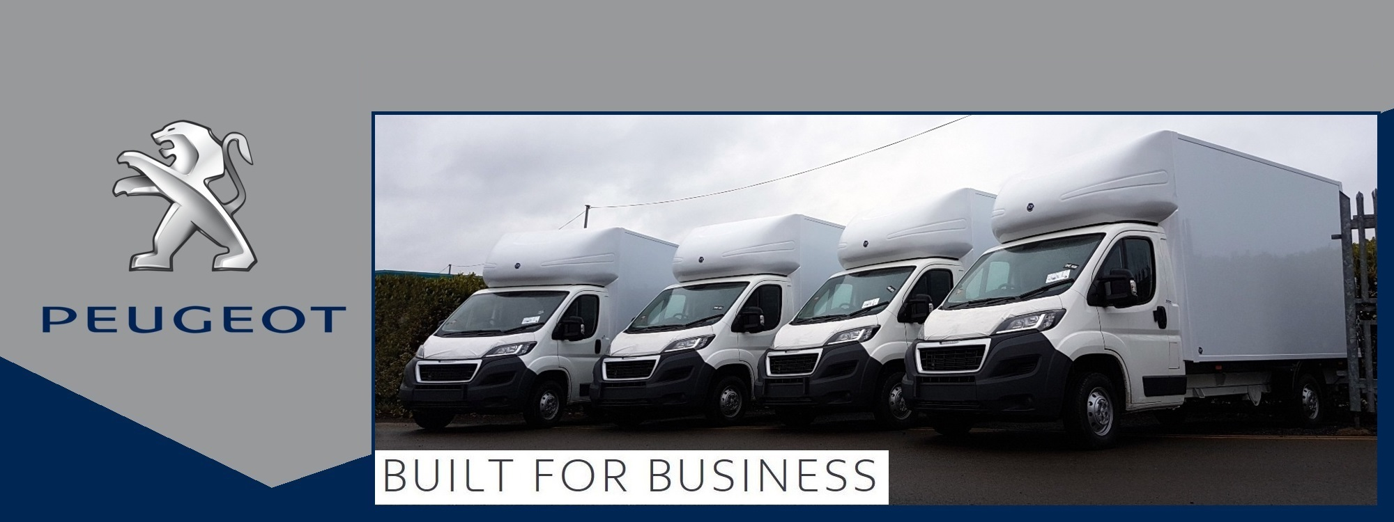 Peugeot – Built for Business