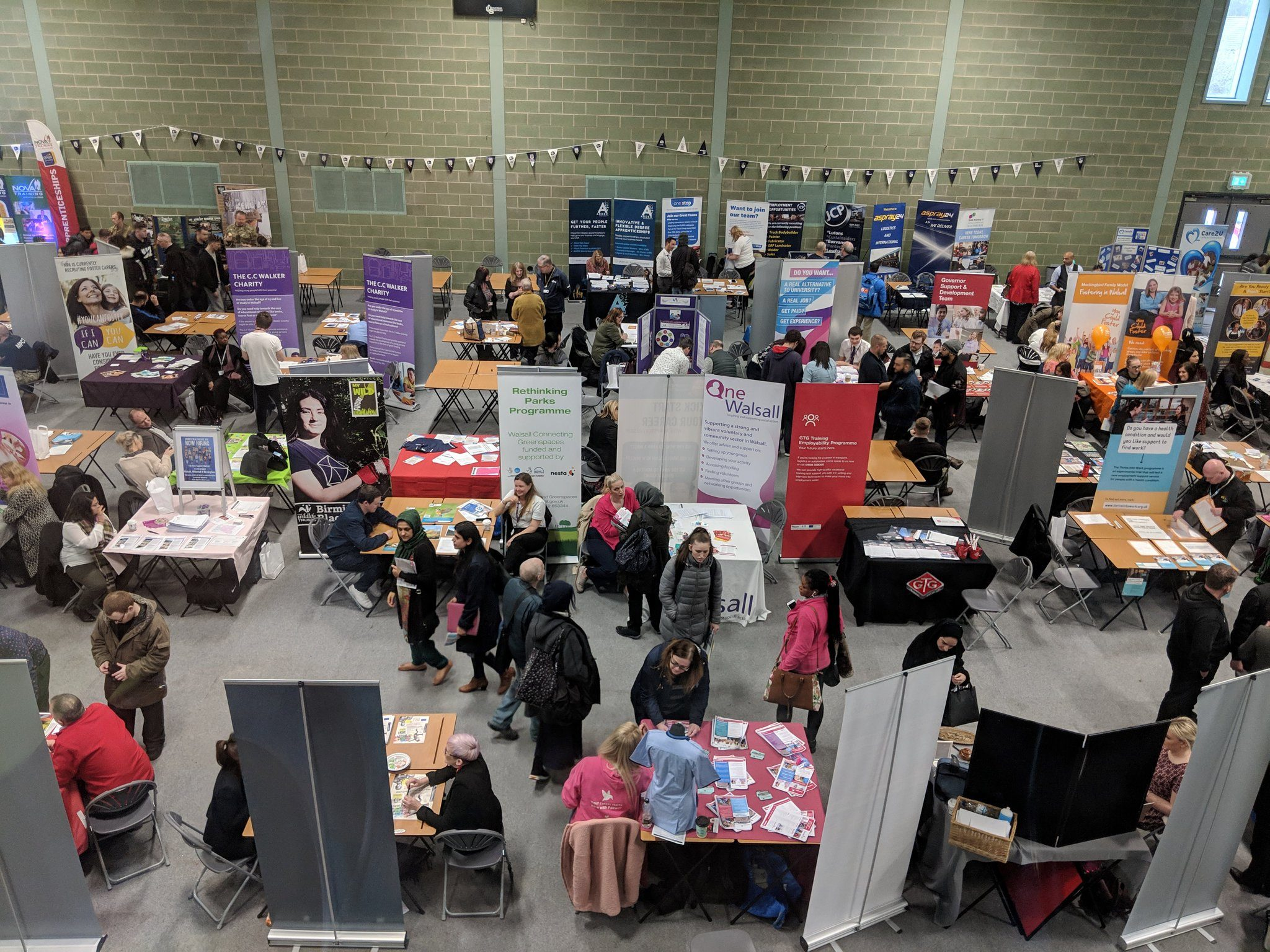 Walsall Works Expo 2019