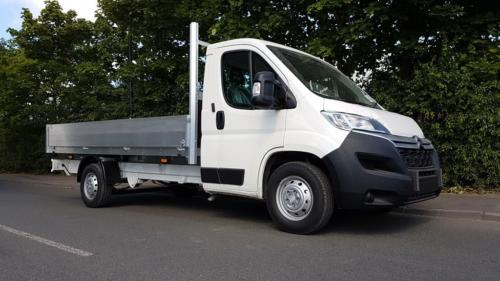 Citroen 3.5t Dropside Extension L3 - L4