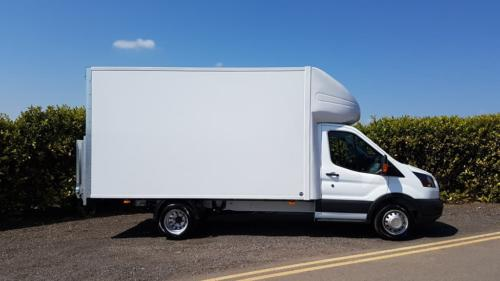 Ford Transit 3.5t Luton Tail Lift